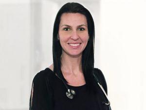 Audrey Verville, présidente